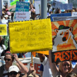 Rise For Climate March San Diego | Chelsea Radford blog post